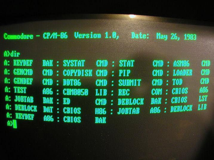 Historia del software: el sistema operativo CP/M