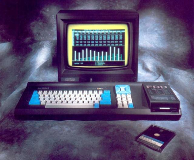 Amstrad CPC 664 ¿Influenciado por el MSX?