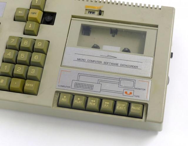 Las características de la unidad de cassette fueron definidas antes de que se iniciase el desarrollo de la placa base