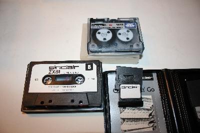 Comparativa de tipos de cintas magnéticas