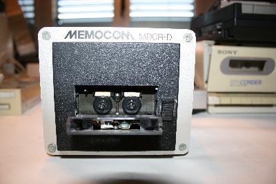 Lector de micro-cintas de un ordenador DAI