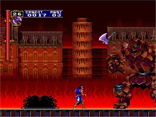 Castlevania: Rondo no Blood