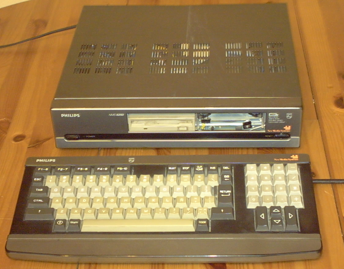 Mi Philips NMS8250 MSX2